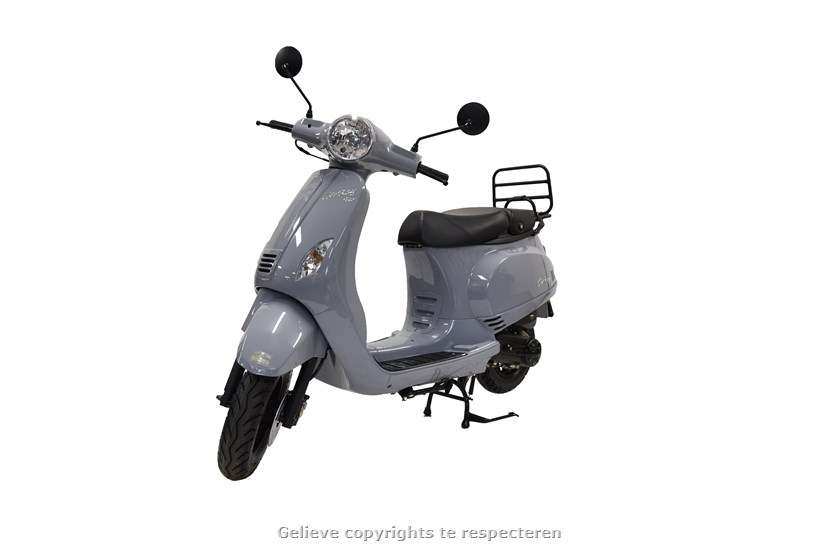 GerRay Star Euro 4 (Milano Grey)